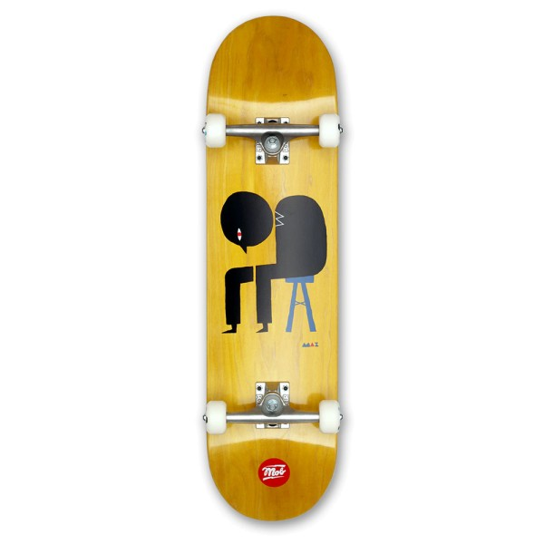 MOB Skateboards Lost Thought Komplettboard - 8,25