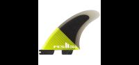 CORE FCS2 Carver L Glass Flex Wave Surfboard Thruster Fin set