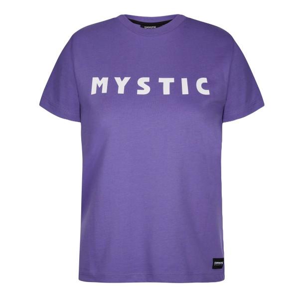 Mystic Brand Tee Women - Purple bei brettsport.de