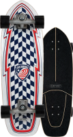 """Carver USA Booster 30.75"""" Surfskate Complete 2020 CX raw trucks"""