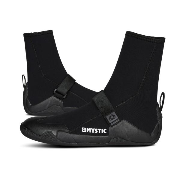 Mystic Star Boot 5mm Round Toe - Black bei brettsport.de