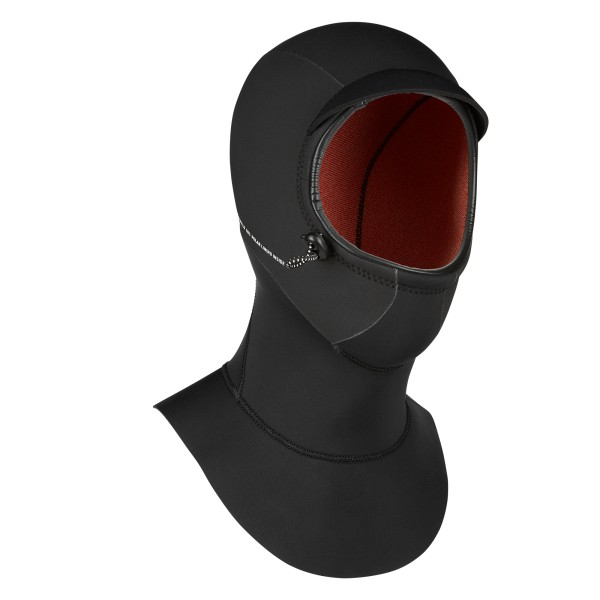 Mystic Marshall Hood Long 3mm - Black bei brettsport.de