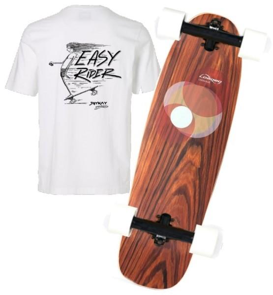 JayKay X Loaded Omakase Roe Elektro Longboard