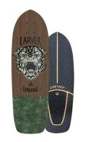 "Carver Sea Tiger Surfskate 29.5"" Deck only"