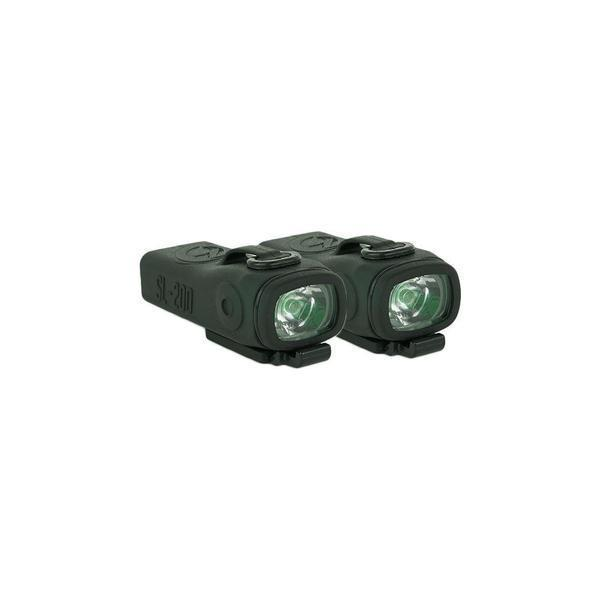 EVOLVE Shred Lights SL200 - Front