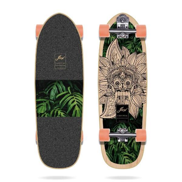 """Yow LAKEY PEAK 32"""" Surfskate Complete"""
