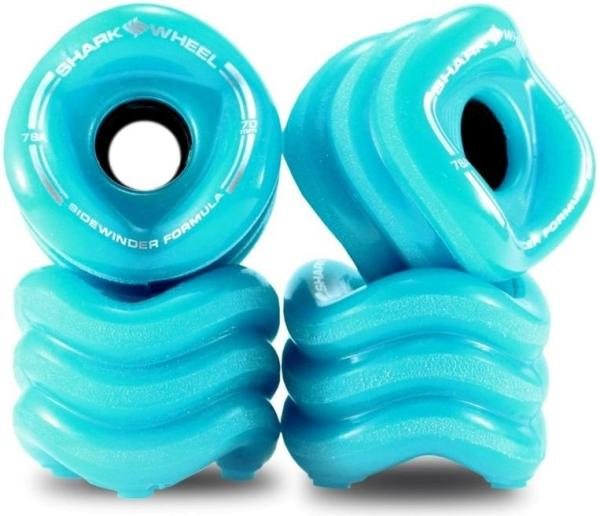 Shark Wheels Formula Sidewinder Turquoise