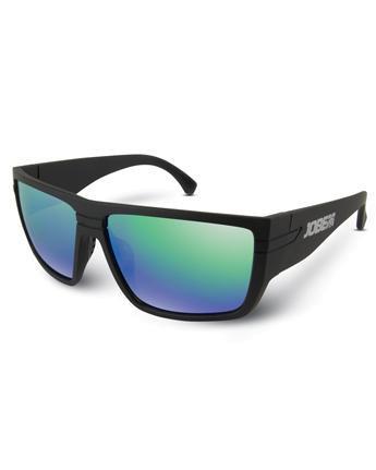 Jobe Beam schwimmfähige Sonnenbrille Black-Green