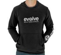 EVOLVE Hoodie Black