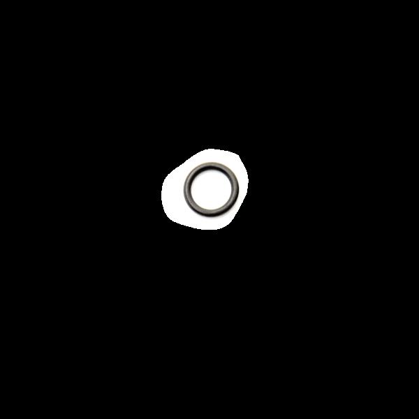 North Release Pin O-Ring set of 10 - Black bei brettsport.de