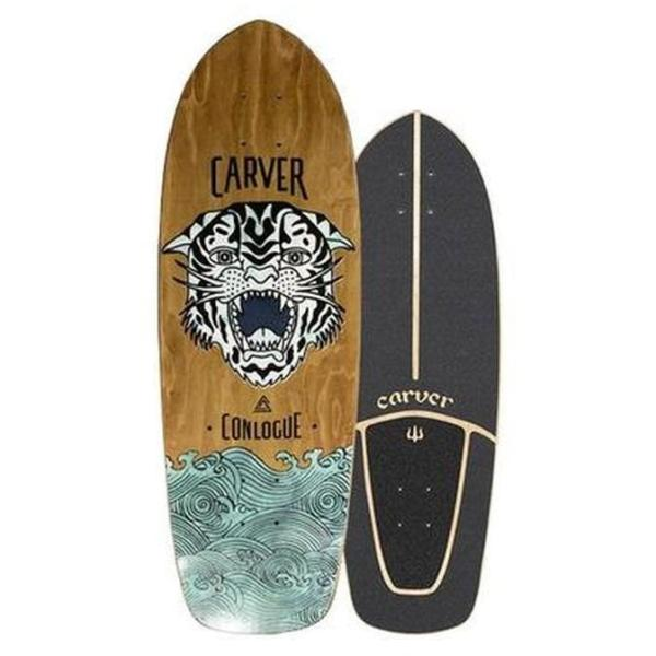 "Carver Conlogue Sea Tiger 29.5"" Surfskate 2020"