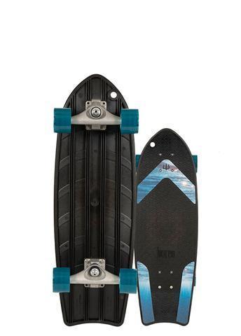 """Carver Bureo Ahi 27"""" Surfskate C5 2020"""