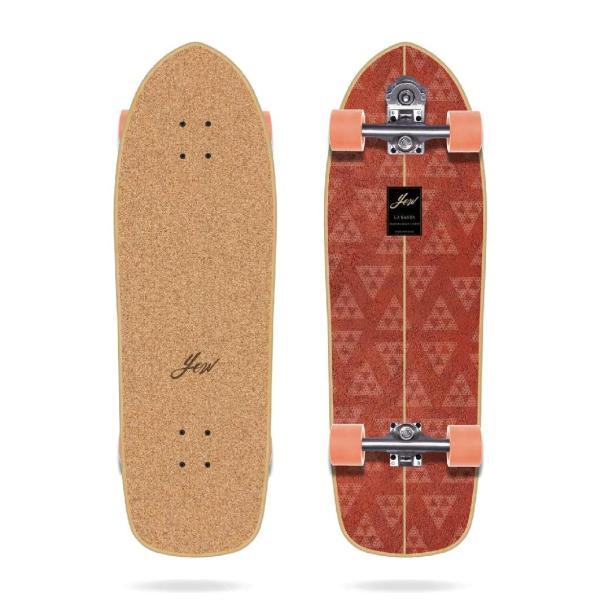 "Yow LA SANTA 33"" Surfskate Complete"