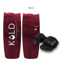 KOLD shapes POLAR Complete // Kiteboard Freestyle & Freeride