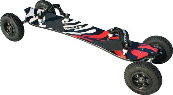 Zebra ATB Mountainboard Landboard