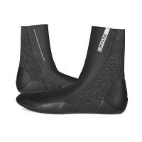Mystic Supreme Boot 5mm Split Toe - Black bei brettsport.de