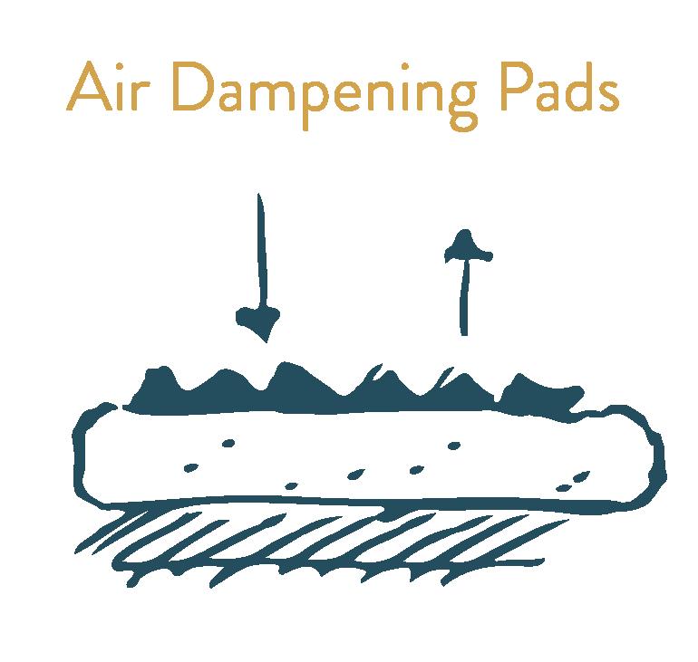 AirDampeningPads