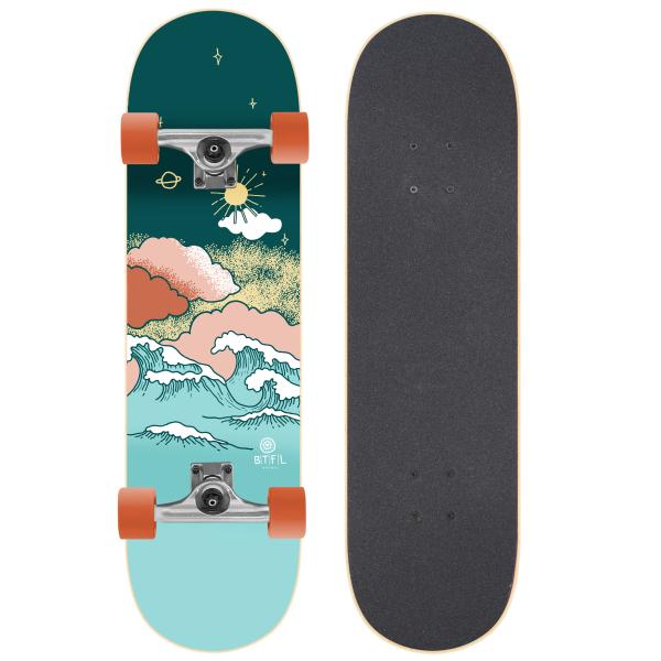BTFL MARVIN Skateboard Cruiser