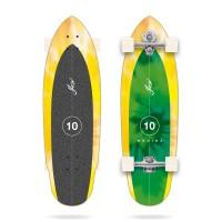 "Yow MEDINA TIE DYE 33"" Signature Series - Surfskate Complete"