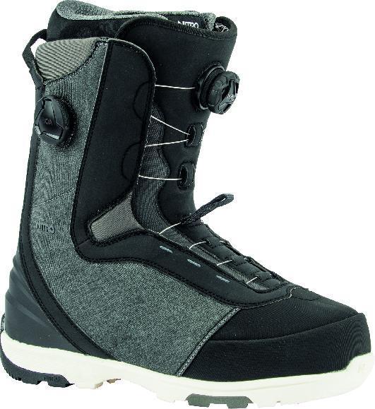 NITRO Club Boa Dual Snowboard Boots 2020