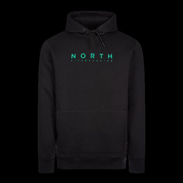 North Solo Hood - Black bei brettsport.de