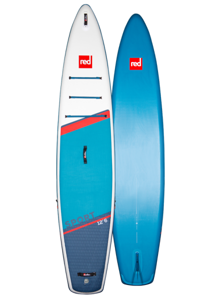 """Red Paddle Co 12´6"""" SPORT 2021"""