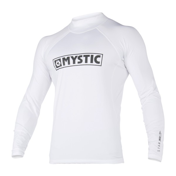 Mystic Star L/S Rashvest - White bei brettsport.de