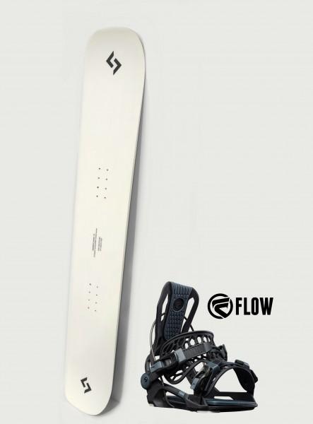 Brettsport X Flow Snowkite Bundle