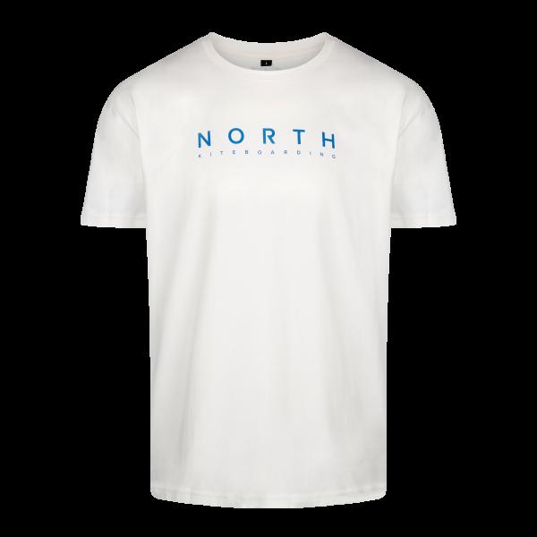 North Solo Tee - White bei brettsport.de