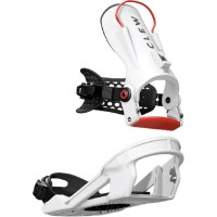 Clew Snowboardbindung CLEW 20 pro line (white edition)