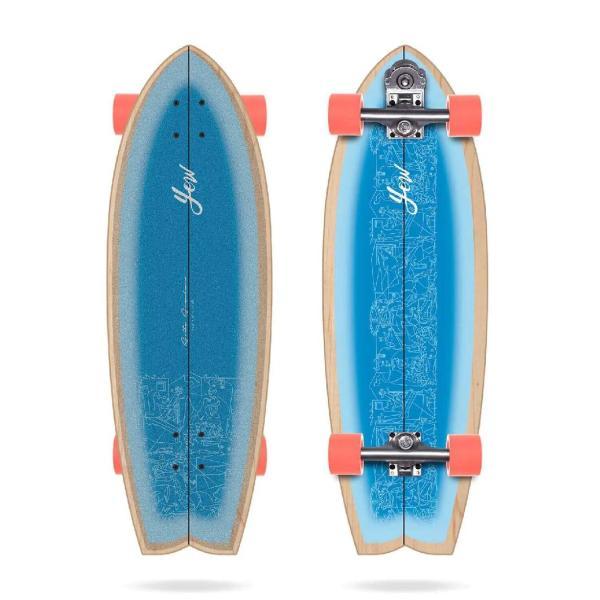 Yow ARITZ ARANBURU 30.5″ Surfskate Complete