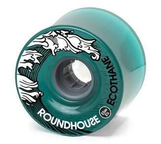 Roundhouse by Carver Concave Mag Wheel Set - 69mm 81a