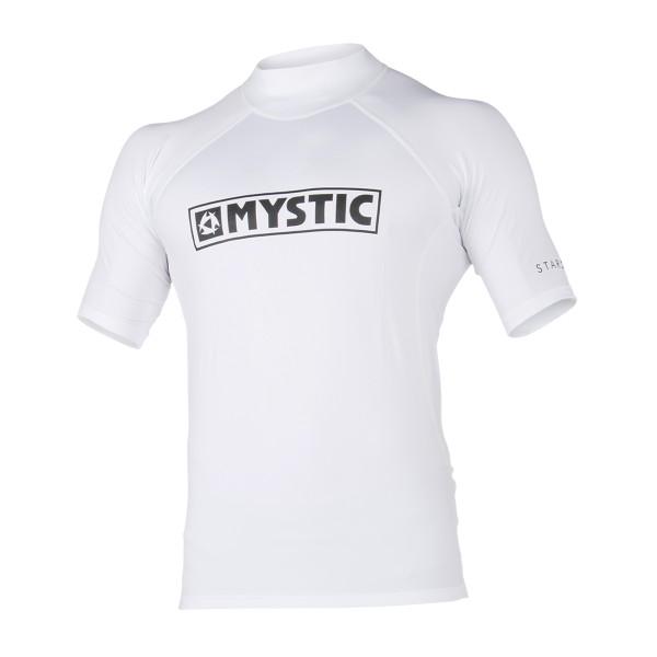 Mystic Star S/S Rashvest - White bei brettsport.de