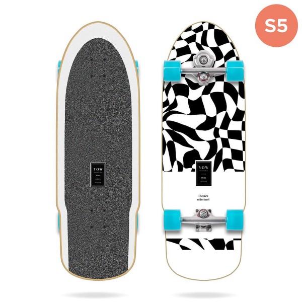 Yow ARICA 33″ Surfskate Comple - bei Brettsport.de