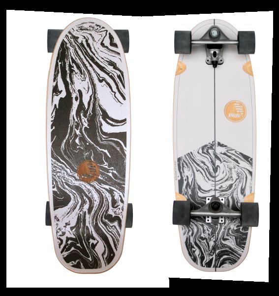 """Slide Surfskateboard Gussie Stingray 31"""""""